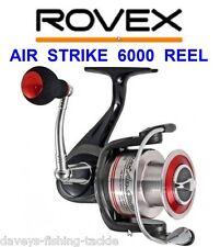 ROVEX AIR STRIKE 6000 SPINNING REEL FOR SEA FISHING LRF DROP SHOT BASS PIKE ROD