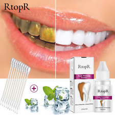 Teeth Whitening Essence Serum Plaque Stains Remove Liquid Oral Care 10ml