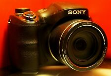 Sony Cyber-shot DSC-H300 20.1 MP Digital Camera - Black FREE SHIPPING