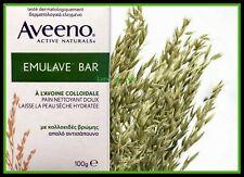1 AVEENO EMULAVE sapone/detergente solido Avena colloidale senza alcool 100 gr