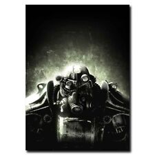 Fallout 3 24x34inch Video Game Silk Poster Cool Gifts Wall Decoration Art Print