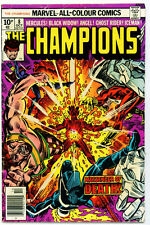 <•.•> THE CHAMPIONS • Issue 8 • Marvel Comics
