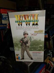 1/6 Dragon WWII US C SNIPER ALAN MIB