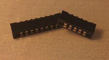 5 y 8 pin conector teclado membrana para ZX Spectrum