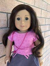 American Girl Truly me Doll hazel eyes long hair