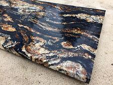 Abdeckung Naturstein Waschtischplatte Kommode Schrank Arbeitsplatte Granit braun
