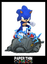 SONIC MOVIE 1/6 SCALE SONIC STATUE PREORDER AUG 24 2020
