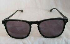 MENS Glossy Black RAEN WILEY 54-19-145 Handmade Sunglasses