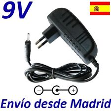 Cargador Corriente 9V Station Souris Logitech MX Revolution Recambio Replacement