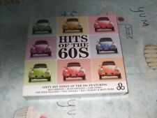 hits of the 60`s 3 cds boxset album,free postage uk