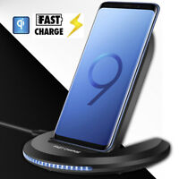 ForSamsung Galaxy Note 9 / S9+ Wireless Qi Fast Chargers Charging Stand Dock Pad