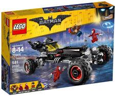 Details about  LEGO Batman Movie The Batmobile 2016 70905 100% Complete NO BOX