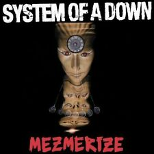SYSTEM OF A DOWN Mezmerize (Gold Series) CD BRAND NEW