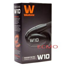 Westone W10 Balanced Armature Earphones, 3-Button Apple Controls Mic - 78501 NEW