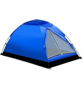 Alvantor Camping Tent 1-2 Person Outdoor Backpacking Hiking Dome Tents Blue