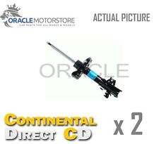 2 x CONTINENTAL DIRECT FRONT SHOCK ABSORBERS STRUTS SHOCKERS OE QUALITY GS3151FL