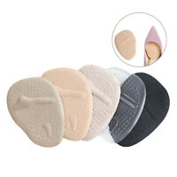 FP- BL_ KQ_ KF_ Foot Care High Heel Soft Gel Front Sole Anti-Slip Protector Shoe