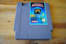 Jeu CAPTAIN SKYHAWK pour Nintendo NES