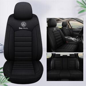 Luxury Car Seat Covers for Volkswagen Polo VW Golf VW Tiguan Jetta Passat Touran
