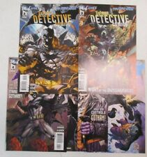 DC Batman Detective Comics New 52 Run Lot Set of 5 #2,3,4,5,6 2011 NM 9.4 ocbl1