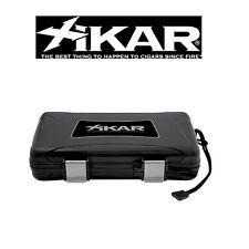Xikar 5 Ct Cigar Case Travel Humidor - 205XI - Free Shipping