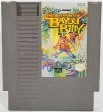 The Adventures of Bayou Billy NES (Nintendo, 1989) CARTRIDGE ONLY TESTED VGC