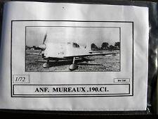 ANF MUREAUX 190 C1 FGMmasterDUJIN 1/72 réédition DUJIN