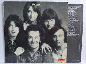 The Hollies – LP + Beileger – Hollies / Polydor 2383 269 von 1974
