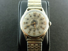 MENS 37.5MM BULOVA AUTOMATIC WRIST WATCH CAL. 11AFAC - RUNNING