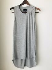 Fear of God Fifth Collection Tank Top Sz M Grey 2017