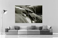 Intimate Moment Sexy Girl Wall Art Poster Great Format A0 Wide Print