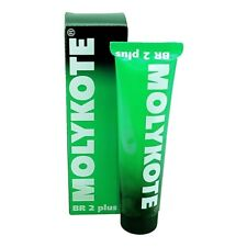 MOLYKOTE GRAISSE HAUTE PERFORMANCE BR2 Plus 100g tube