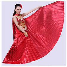 Egypt Belly Wings Dancing Costume Belly Dance accessories No Sticks 11 Colors US