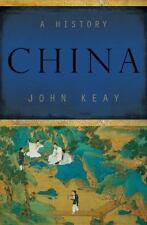 China : A History by John Keay (2009, Hardcover)