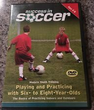Success in Soccer DVD - Playing and Practicing with Six to Eight Year Olds