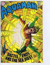 Aquaman #49 DC 1970
