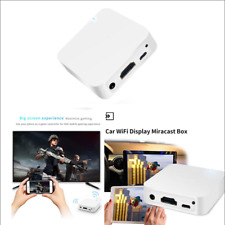 for Android iOS Car WiFi Display Mirror Link Box HDMI Dongle Video DLNA Airplay