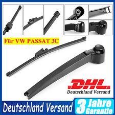 WISCHERARM+SCHEIBENWISCHER Ersatz SATZ HINTEN Für VW PASSAT 3C +VARIANT Set DHL