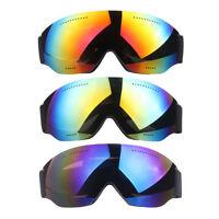 EE_ OUTDOOR SKI GLASSES ANTI-FOG SKIING EYEWEAR WINDPROOF UV-400 SPORTS GOGGLES