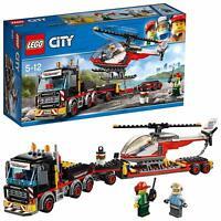 LEGO® City 60183 - Schwerlasttransporter, Fahrzeug., Bausatz, Konstruktionsspiel