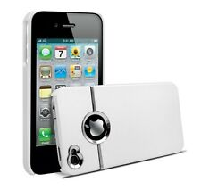 Delux Chrome hard Case for iPhone 4, 4S