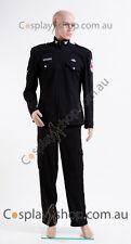 Stargate Universe  Black  Uniform Costume Jacket Pants