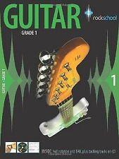 Rockschool Guitar - Grade 1 (2006-2012), Rock School Limited, Good, Sheet music