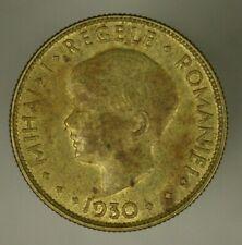 Romania  Nickel-Brass  20 Lei  1930      A1212