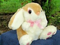 Dan Dee International Limited Bunny Rabbit Lovey SOFT Plush Stuffed Animal Doll