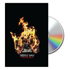 Green DAY-rivoluzione Radio-Limited Lyric BOOK EDITION-OVP