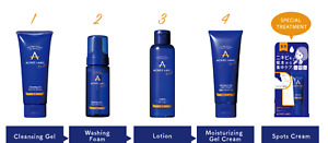 ACNES LABO Skincare Basic Line Acne Treatment for Stress-Sensitive Skin Japan