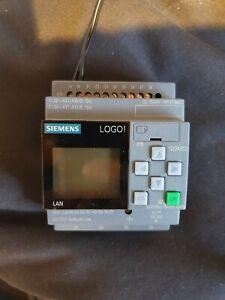 Siemens Logo 8 - 12/24RCE Logikmodul (6ED1052-1MD00-0BA0)