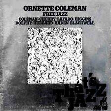 Ornette Coleman - Free Jazz - 33/Lp/vinyle- GER  76 Atlantic 50240