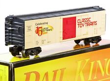 MTH 30-74050 Classic Toy Trains Magazine 15th Anniversary Boxcar 2002